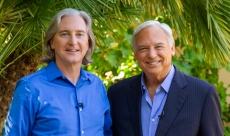 Mark with Jack Canfield